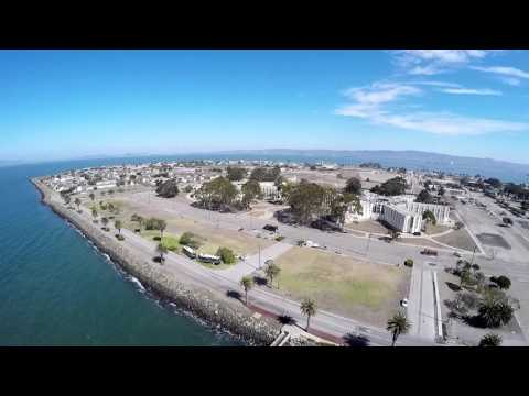 Treasure Island San Francisco - GoPro 4 Drone Video