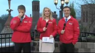 News Blooper: WBRE Singing Anchors