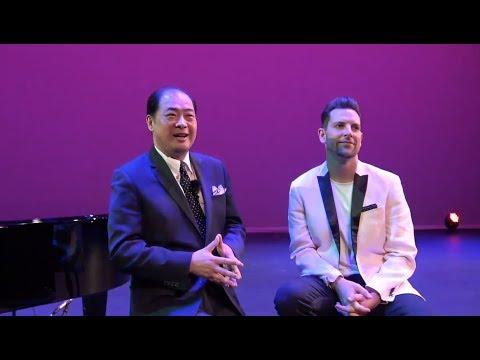 Zhou Zheng Show 周正訪談-美麗人生 嘉賓 Chris Mann
