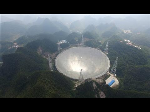 China's Quest for Scientific Glory and Aliens