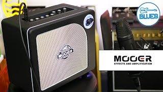 The Mooer Hornet 15 Watt Digital Modelling Amplifier Review