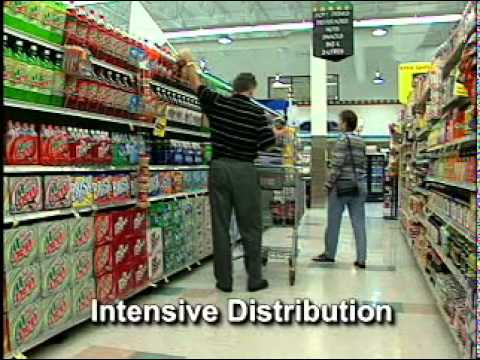 PepsiAmericas A Bottler Wholesaler in the Pepsi Channel of Distribution 2