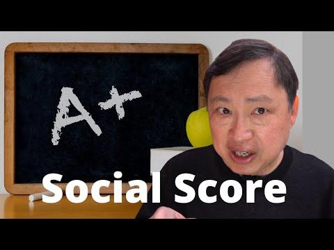 You already have a Social Score