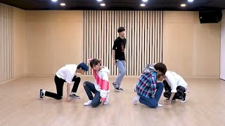 [TXT - Run Away] dance practice mirrored