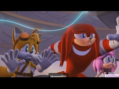 Sonic Boom Rise Of Lyric-Full Episodes-Videogame For Kids