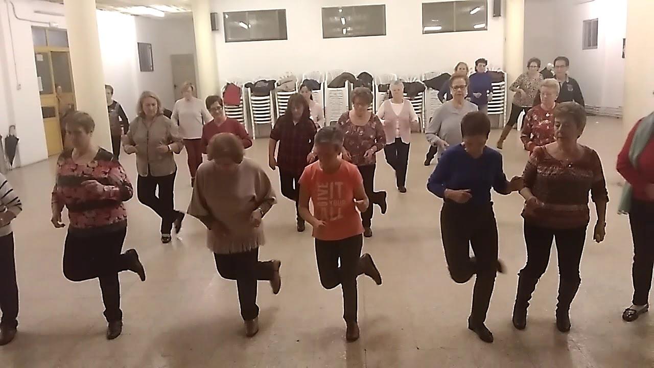 Baile en Línea 2018 - Coyote Dax moderno - YouTube