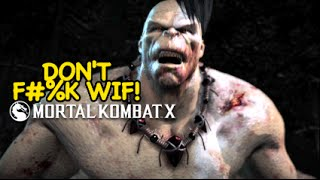GORO DON'T PLAY!!! [MORTAL KOMBAT X]