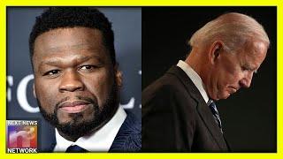 Rapper 50 Cent DOUBLES DOWN on Biden's Tax Plan with HILARIOUS Comment