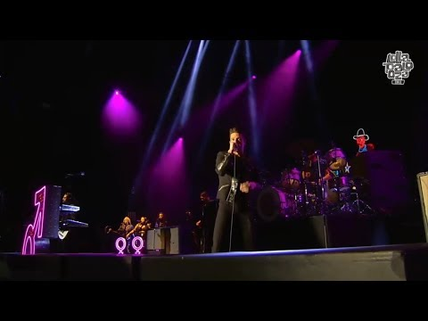 The Killers - The Man (Lollapalooza Chile 2018)