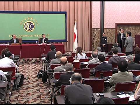 Press Event with the Japan National Press Club Q&A