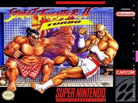 Альманах жанра файтинг - Выпуск 14 - Street Fighter II Champion Edition & Hyper Fighting |