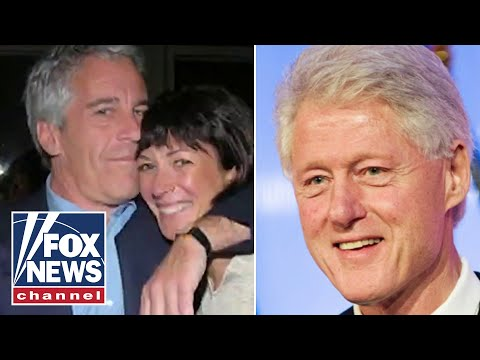 'Bombshell' unsealed docs suggest Bill Clinton visited Epstein's private island