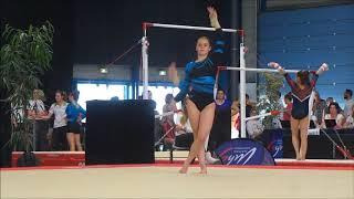 Clothilde Muszynski (2004) - perf 14ans (Nat B) - Championnat de France 2018