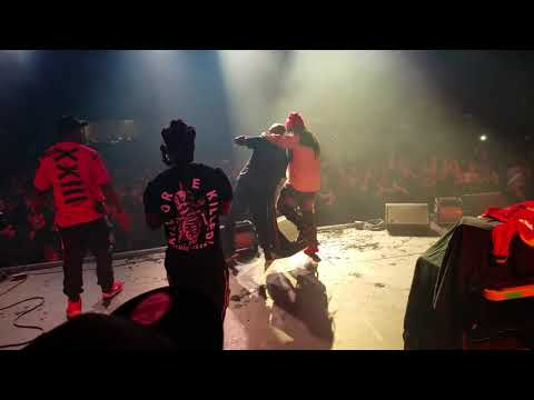 DJ Paul performing at Marathon Music Works in Nashville, TN Part 1(2)