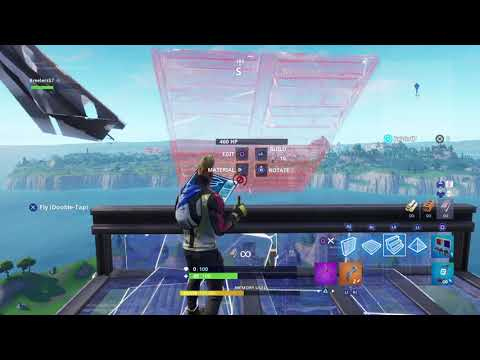 Building A Basketball Court In Creative Mode And How To Dunk In Fortnite!