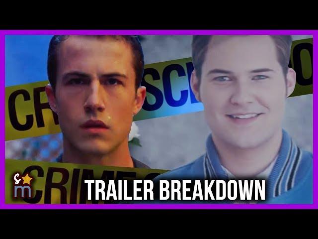 13 REASONS WHY Season 3 Trailer BREAKDOWN & Premiere Date Announcement!