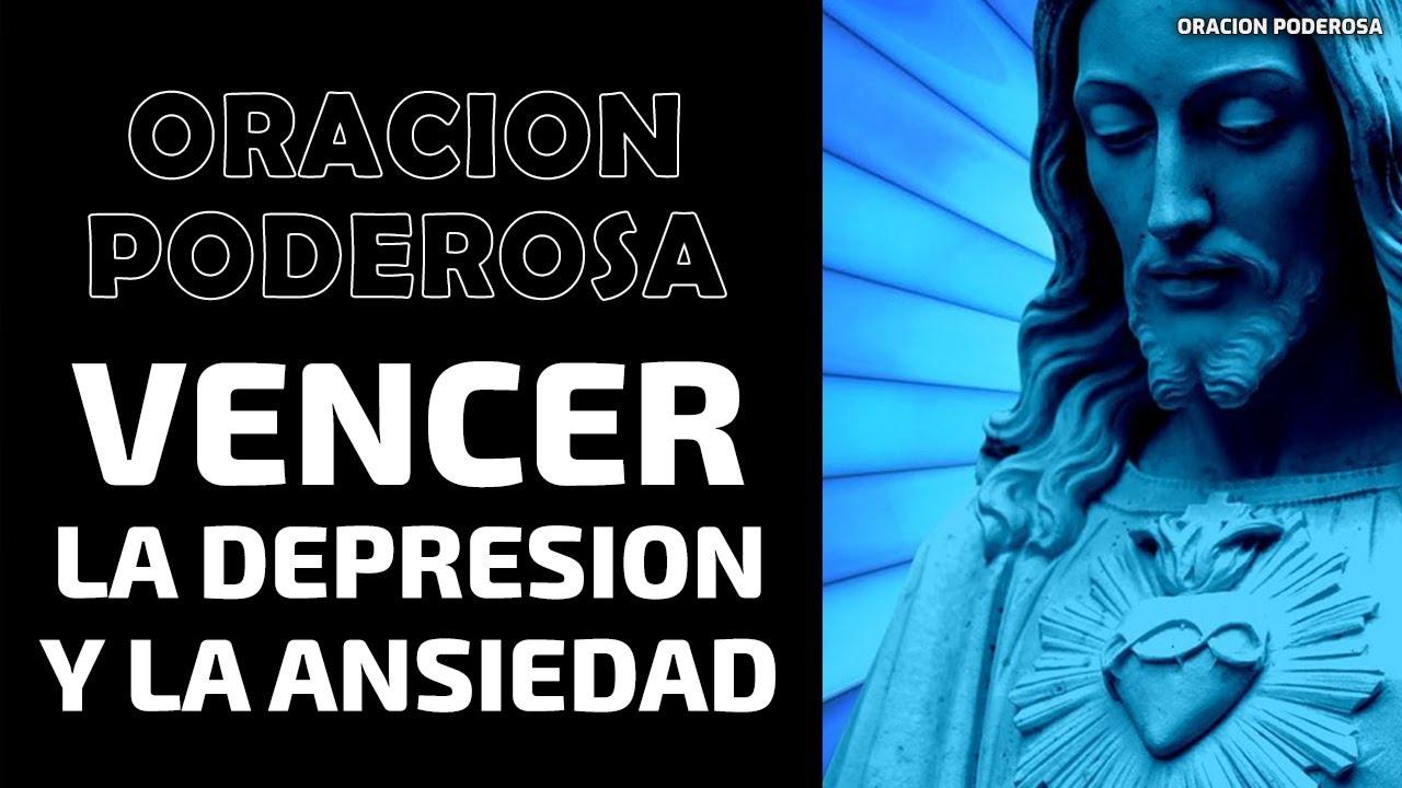 Oración Poderosa para Vencer la Depresión y la Ansiedad