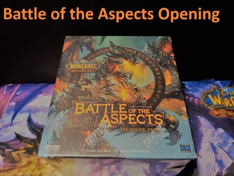 WOW World of Warcraft Aftermath TCG Tomb of the Forgotten Booster Box NEW SEALED