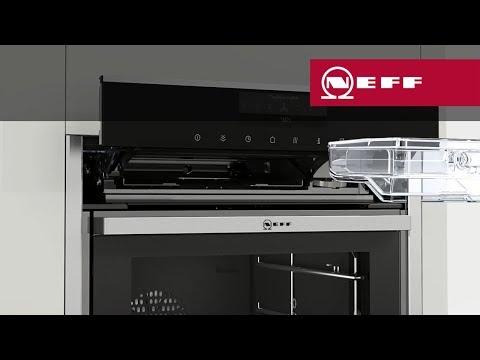 NEFF Backöfen mit VarioSteam® Dampfunterstützung