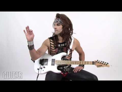 "Steel Panther - ""Balls Out"" Interview!"