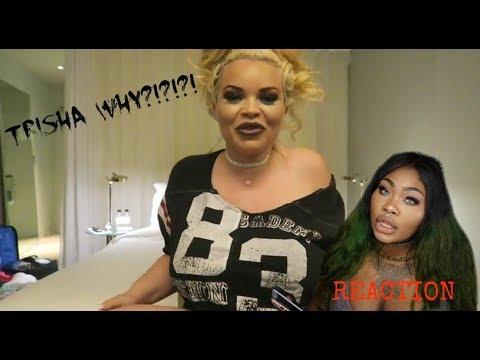 F*** Celebrity Big brother / I Regret Quitting CBB - Trisha Paytas (Reaction)