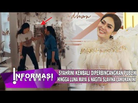 Syahrini Kmbli Heb0hkann Publ!k, Hingga Luna Maya & Nagita Slavina Lakukan Ini..