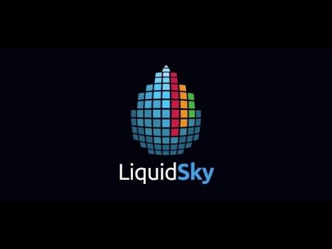 (DEUTSCH) LiquidSky BETA Hands-On & Performance Test (Rocket League)