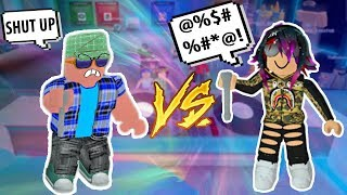 FUNNIEST RAP BATTLES #2! Roblox Auto Rap Battles 2 - France Moments drôles Roblox