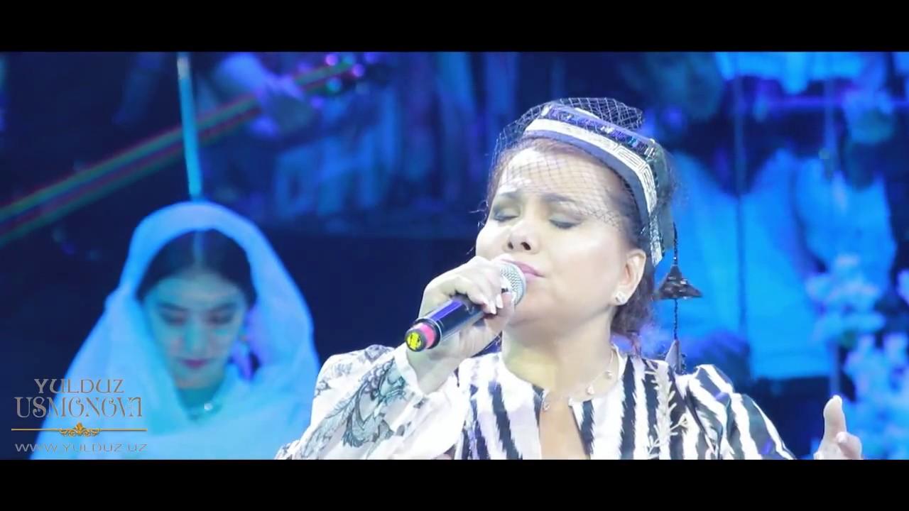 Yulduz Usmonova -Iltijo( Live 2017)