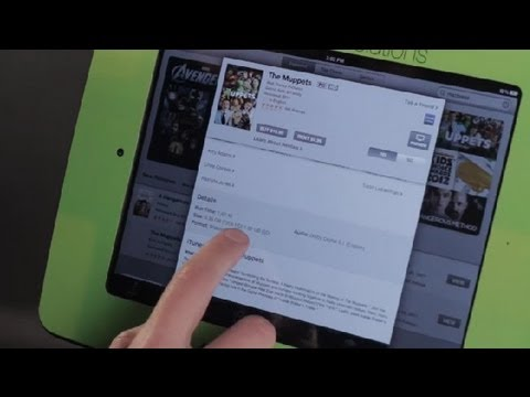 The Difference Between Standard Definition & HD on iPad Movies : iPad Tips