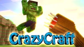 "Minecraft | CrazyCraft 2.0 - OreSpawn Modded Survival Ep 106 - ""THE JOKER"""