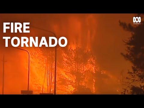 Fire Tornado | Australian Canberra Bushfires