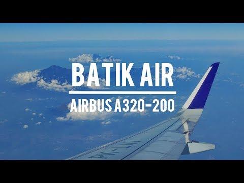 Flight Report | Batik Air Airbus A320-200 ID7581 Jakarta to Malang