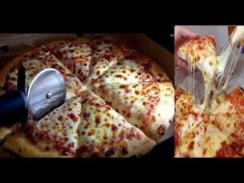 صورة  طريقة عمل البيتزا أسرار نجاح وعمل البيتزا مثل المطاعم في البيت وسر نجاح العجينه طريقة عمل البيتزا من يوتيوب