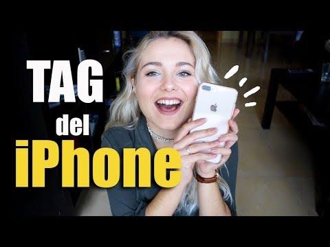 TAG DEL IPHONE 8 PLUS
