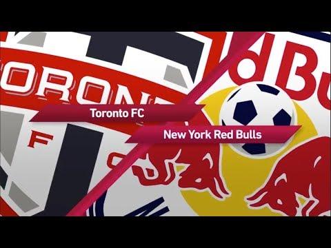 Match Highlights: New York Red Bulls at Toronto FC (2nd-Leg) - November 5, 2017