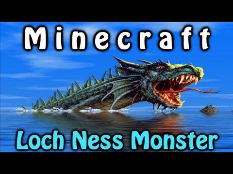 Minecraft - Loch Ness Monster - Day 17