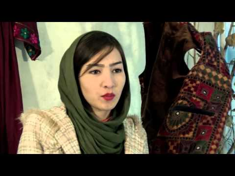 Afghan Models Defy Threats to Take Part Kabul Fashion Show - December 11, 2015