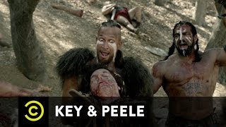 Key & Peele - Severed Head Warriors