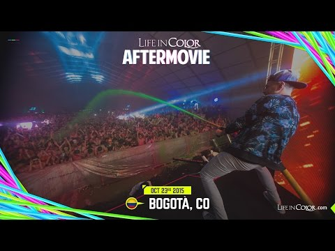 Life In Color - BIG BANG - Colombia - 10.23.15 - Official Aftermovie