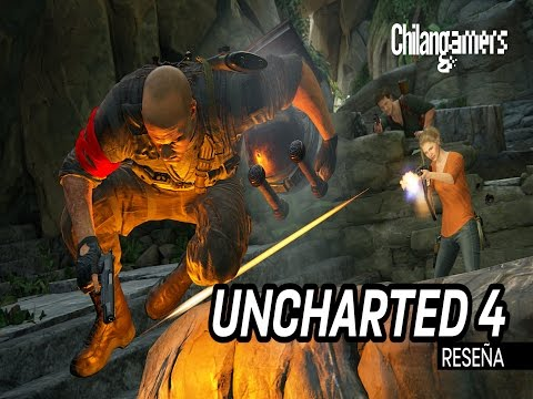 Reseña: Uncharted 4 | Chilangamers