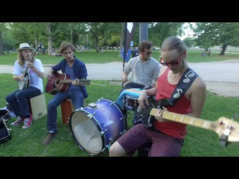 The Weight - The Lost Angelos Live in Trinity Bellwoods