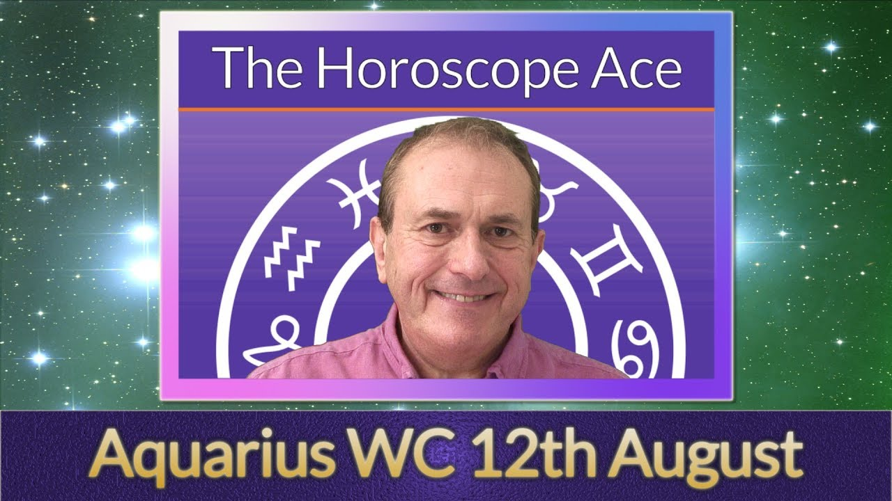 Aquarius Horoscopes, Daily, Weekly, Yearly written/video astrology