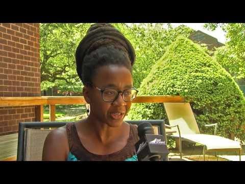 Nnedi Okorafor - a very short conversation