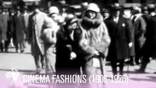 Fashions of the Fifth Avenue Easter Parade, 1906-1926