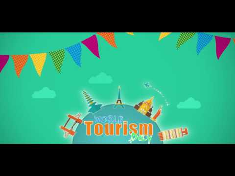 World Tourism Day 2016 (AE Animation Practice)
