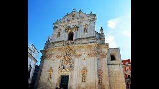 Basilica di San Martino  - Martina Franca Ta