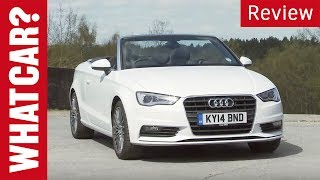 2014 audi a3 cabriolet review what car