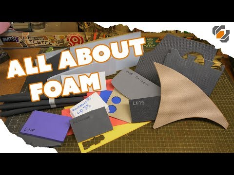 EVA Foam - What it is and Where to Get It - A Prop Maker's Guide