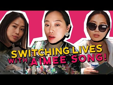 Being Aimee Song for a Day  Aimee Song